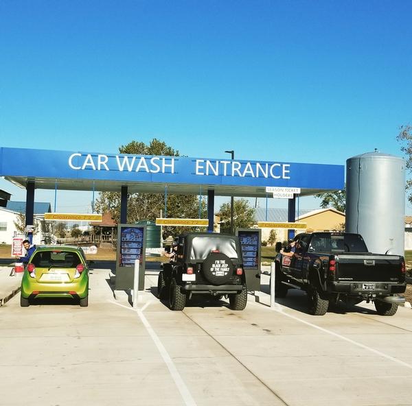 Big League Car Wash Of New Braunfels TX